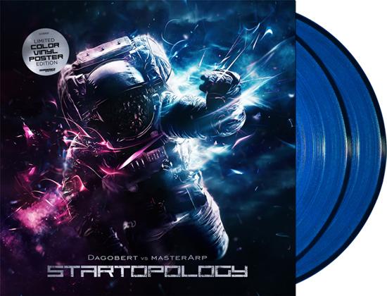 Dagobert vs MasterArp - Startopology vinyl