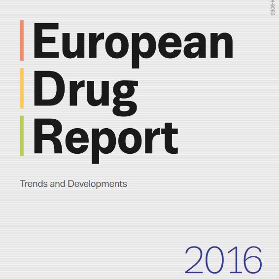 European Drug Report 2016