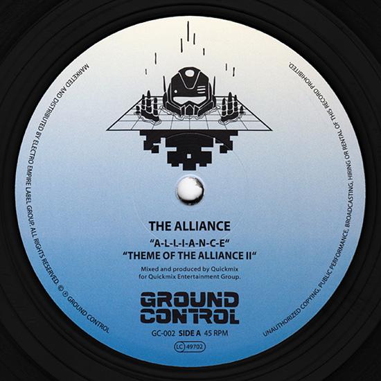 The Alliance vinyl