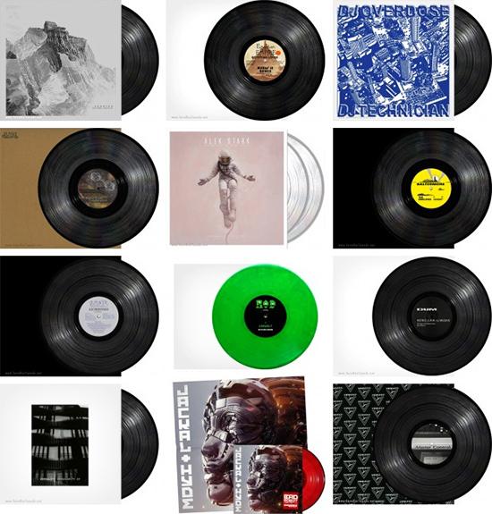 Electro vinyl news